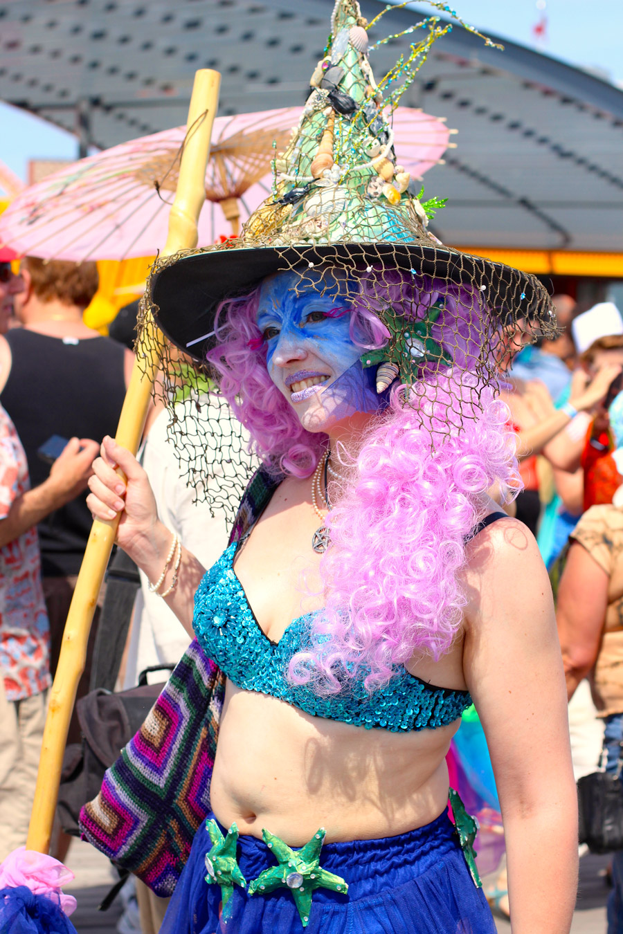 mermaid parade