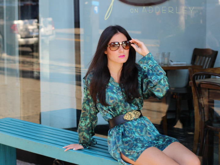 Samantha: On Fashion, Personal Style, and Shopping in New York City