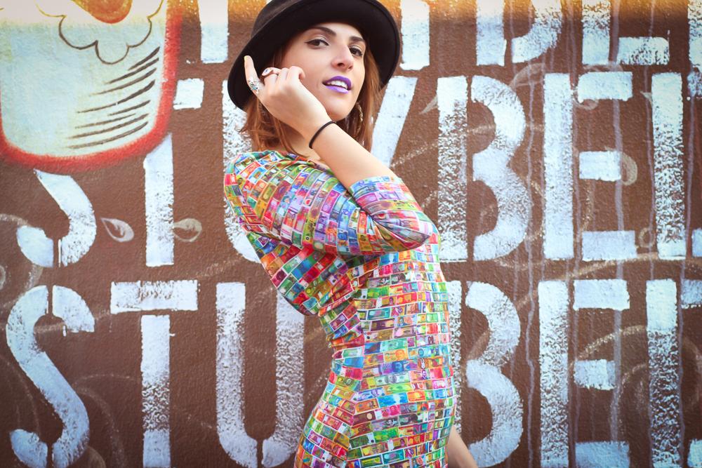 Roxana First Generation Fashion