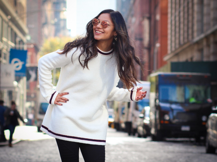 Sana: On Fashion, NYC Restaurants, and Living in Soho