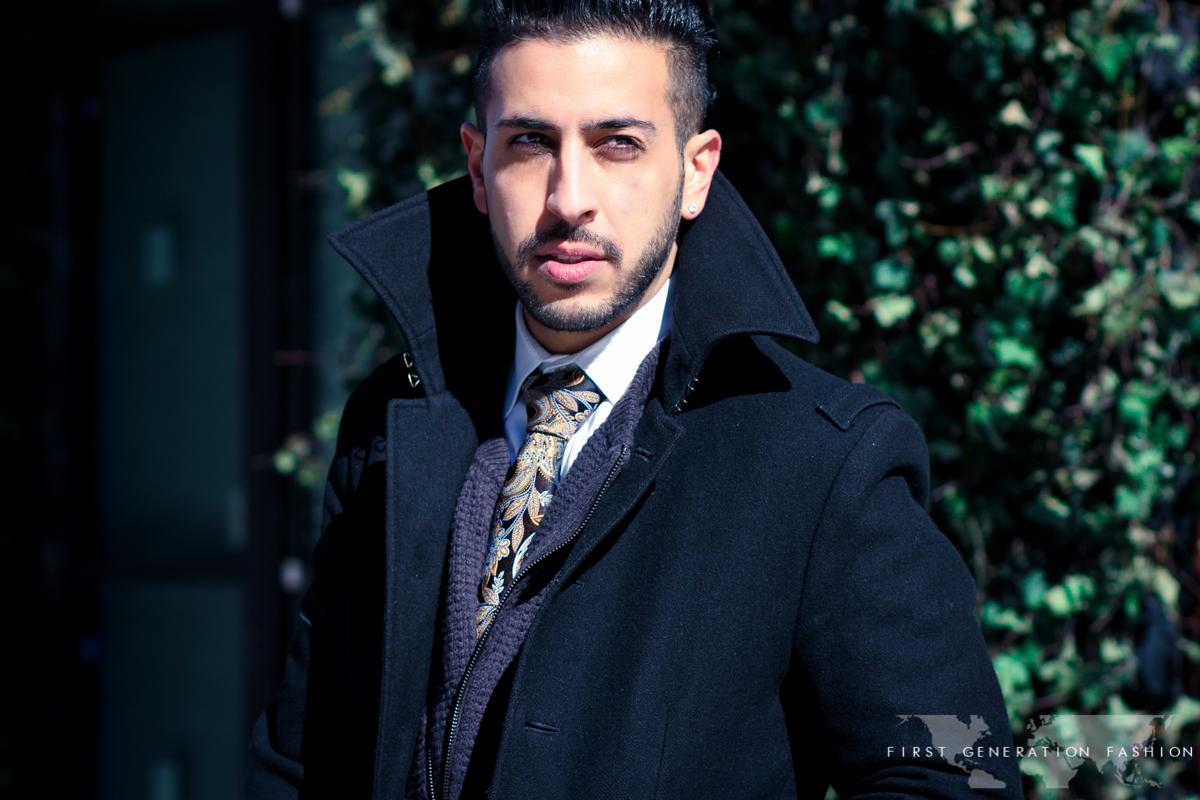 Nima Soofi First Gen Men
