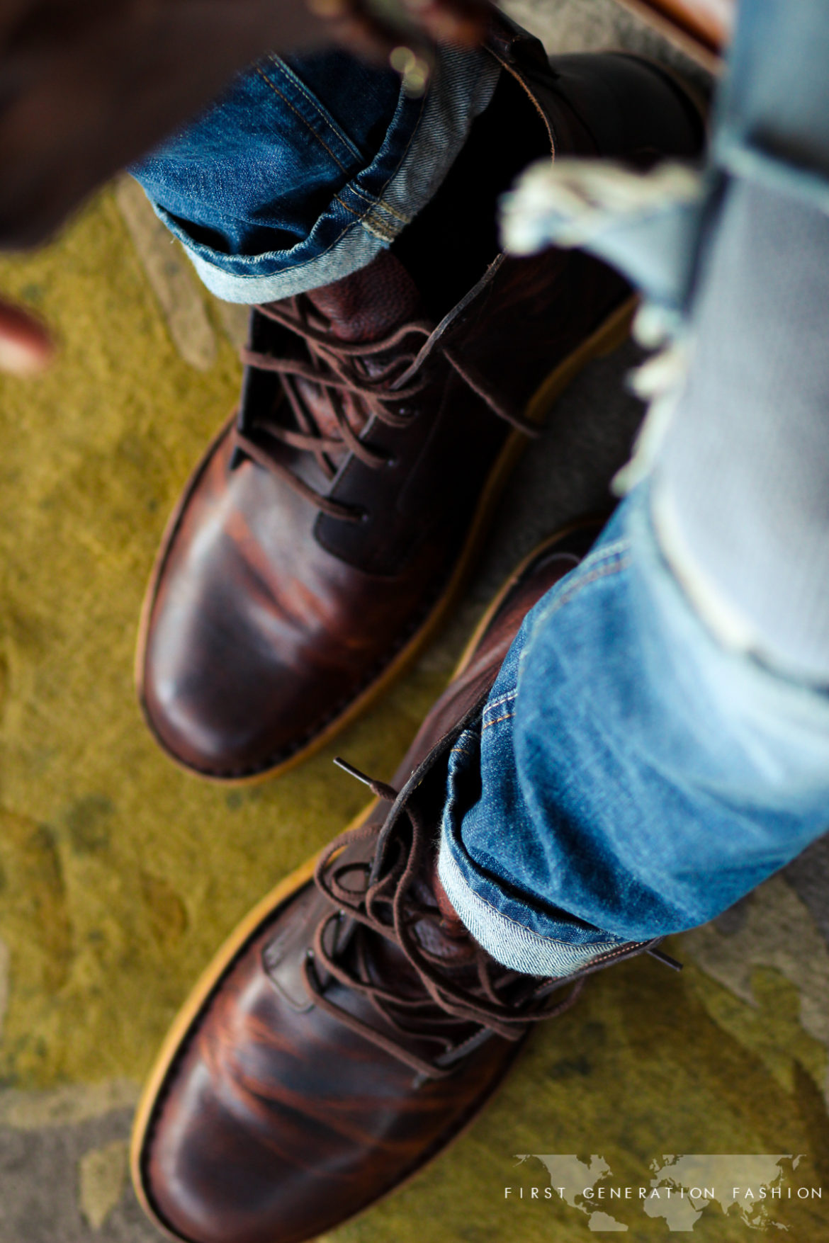 clarks desert mali boot brown