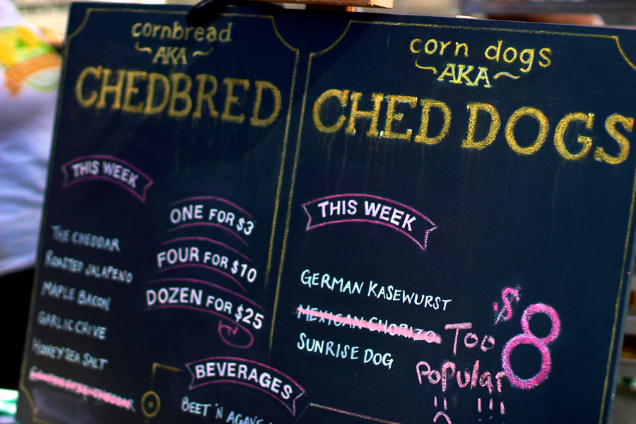 Ched Bread Ched Dogs