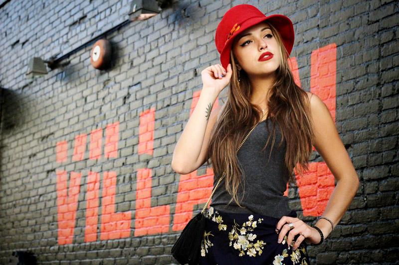 First Generation Fashion Antonella