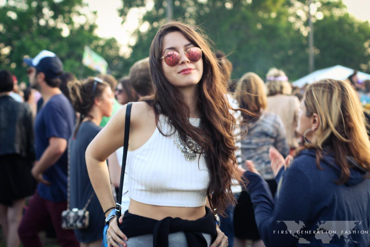 Daniela Kucher First Generation Fashion