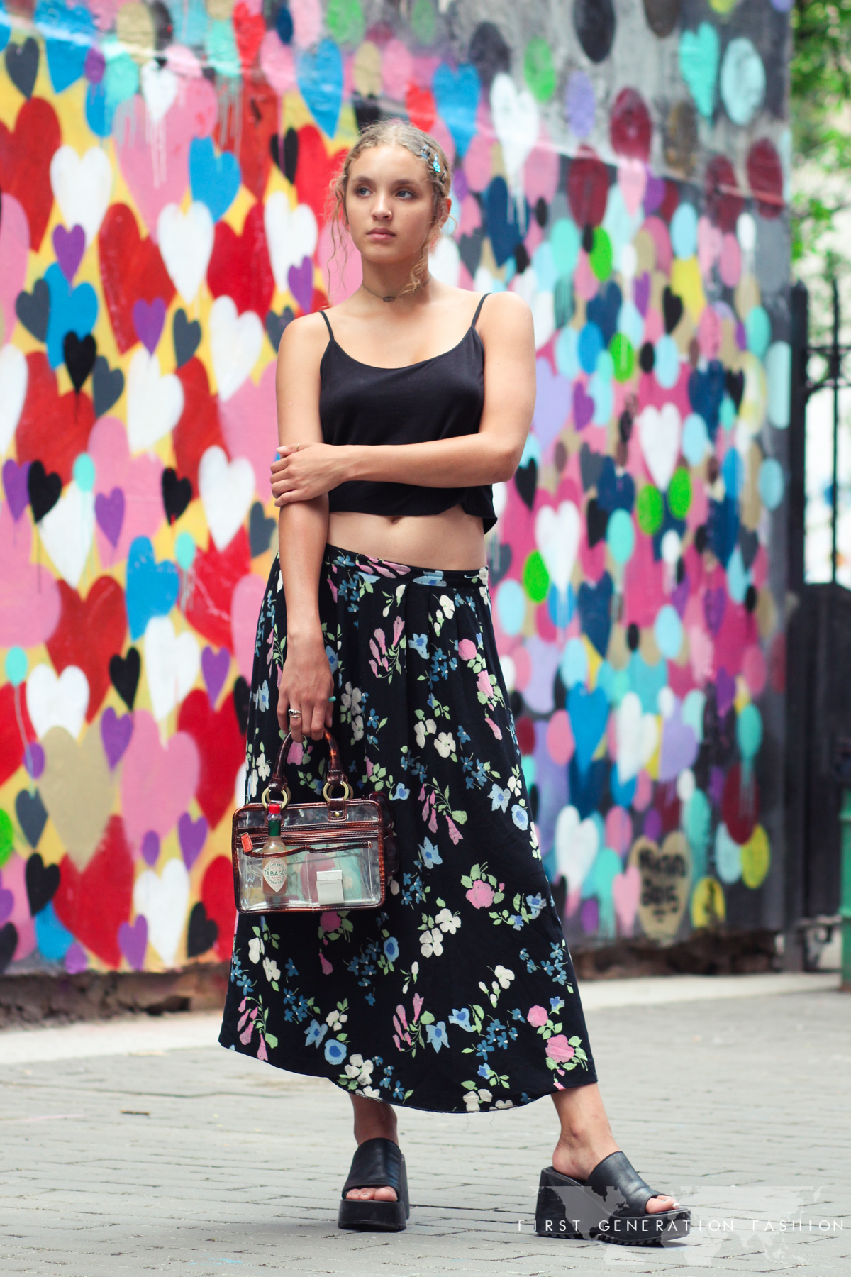 Ivy First Generation Fashion