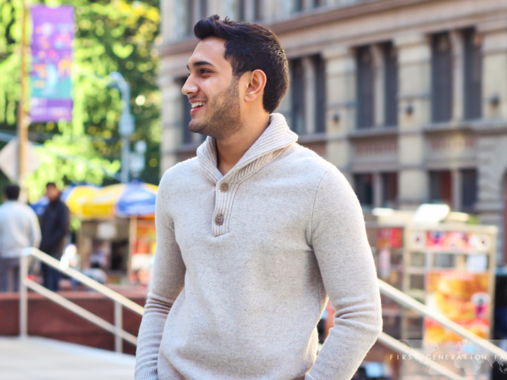 Anish: From India to Greenwich Village